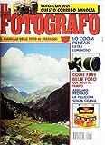 Il fotografo 25 del Novembre 1994 Ricoh KR 5 Super II, Kodak Ektar 25