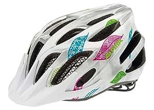 Fahrradhelm Alpina FB Junior 2.0 Flash Gr. (50-55cm) weiß/silber