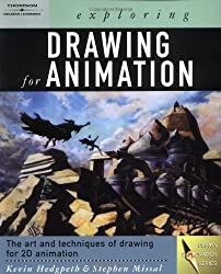 Exploring Drawing for Animation (Design Concepts) by Kevin Hedgpeth (2003-10-31)