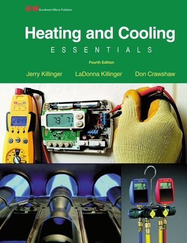 Heating and Cooling Essentials by Jerry Killinger (2014-12-17)