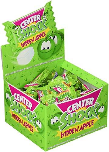 DOK Handelsges.mbH & Co. KG: DOK Center-Shock - Apfel-Geschmack - 1 Karton à 100 Stück
