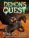 Demon's Quest (Grimdark Adventures Online Book 1)