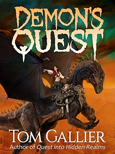 Demon's Quest (Grimdark Adventures Online Book 1) (English Edition) -