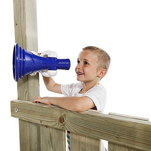 Kinder Megaphone für Spielturm