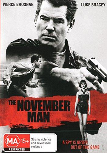 November Man [DVD-AUDIO]