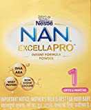 Nestle Nan Excella Pro 1 Follow Up Infant Formula - 400 g