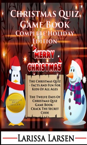 Christmas Quiz Game Book Complete Holiday Edition (Holiday