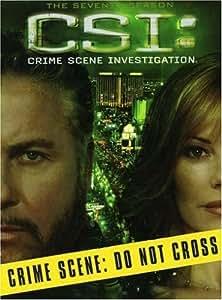 Csi: Complete Seventh Season [DVD] [Region 1] [US Import] [NTSC]