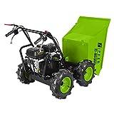 Motorschubkarre Zipper Rad ZI-RD300 Allrad Dumper - 2