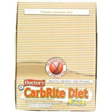 Carbrite diet bar - 12 barres - Cannelle - Universal nutrition