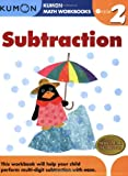 Subtraction, Grade 2 (Kumon Math Workbooks)