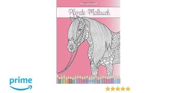 Pferde Malbuch Anita Girlietainment: Amazon.de: Anita Ableidinger ...