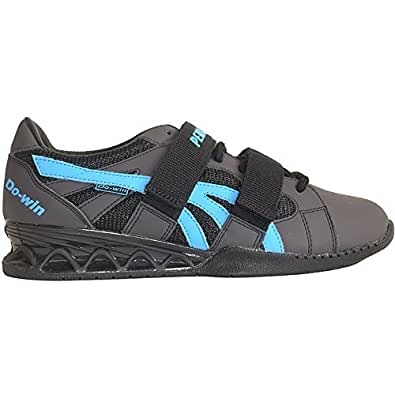 2013 Pendlay Do-Win Crossfit Weightlifting Shoes - Men s Gray Weight Power Lifting Shoe Free Shipping Black-Blue 14.5 D(M) US