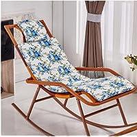 New day®-Rattan sedia a dondolo che si trova sedia cuscino sedia a dondolo cuscino culla sedia cuscino , d