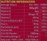 Abidec Multivitamin Syrup for Children Fruit Lemon Flavour, 150ml