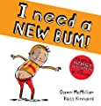 I Need a New Bum! : everything 5 pounds (or less!)