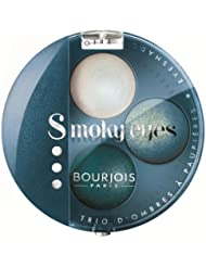 Bourjois Smoky Eyes Trio Eyeshadow No.07 Bleu Rock