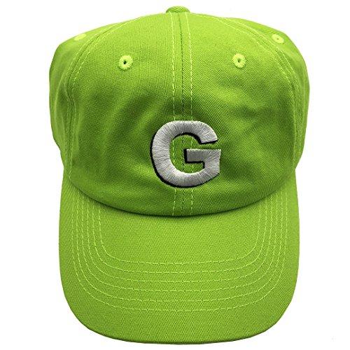 Shengbin Golf Wang Dad Hats Baseball Cap G Embroidered Adjustable Snapback  Cotton Unisex Green - Buy Online in KSA. Apparel products in Saudi Arabia. 5db020fac37
