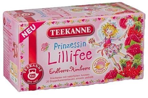 3x Teekanne Prinzessin Lillifee (each box 20 tea bags) by N/A
