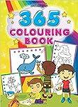 365 Colouring Book