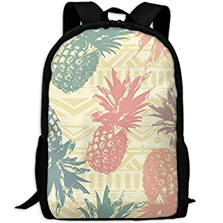 Tribal Aztec Pine Adult Travel Backpack School Casual ypack Oxford Outdoor Laptop Bag College Shoulder Bags