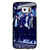 Samsung Galaxy S6 Edge Plus Case Cover Shell Retro Pretty Boys Indie Rock Band The Vamps Phone Case Cover The Vamps Unique