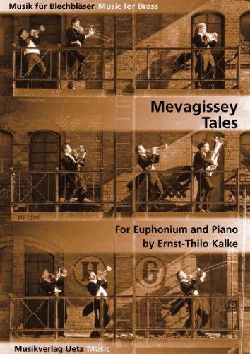 Mevagissey Tales. Concerto for Trombone/Euphonium and Piano / Konzert für Posaune/Euphonium und Klavier (Musik für Blechbläser)