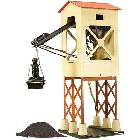 O Operating Coaling Tower by M.T.H. Electric Trains