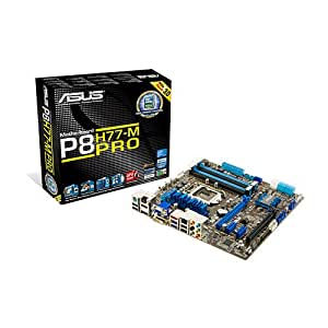 Asus 90-MIBHQ0-G0EAY0DZ P8H77-M PRO Carte mère Micro ATX Intel Socket 1155