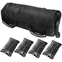 E-More Sandbag, Fitness Training Power Bag Sacca Allenamento, Perfetta per Migliorare Equilibrio Functional Training e Potenziamento Muscolare