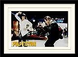 Pulp Fiction (Dance 30 x 40 cm Objet Souvenir