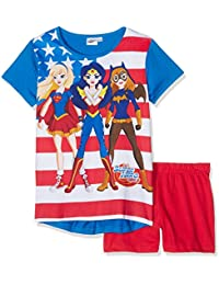 4db87b4114 Amazon.es  DC Super Hero Girls - Pijamas y batas   Niña  Ropa