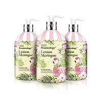 Baylis & Harding Beauticology Lemon Meringue, 500ml Hand Wash, Pack of 3