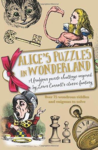 Lewis Carroll's Puzzles in Wonderland by Richard Wolfrik Galland (2015-12-01)