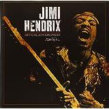 Jimi Hendrix 2016 Square Calendar