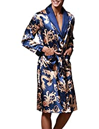 Amazon.co.uk: FLYCHEN - Nightwear / Men: Clothing