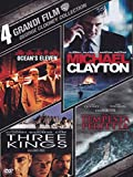 George Clooney Collection (4 Grandi Film)(Box 4 Dv)