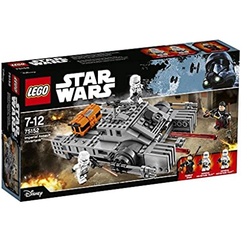 LEGO Star Wars 75152 - Set Costruzioni Imperial Assault