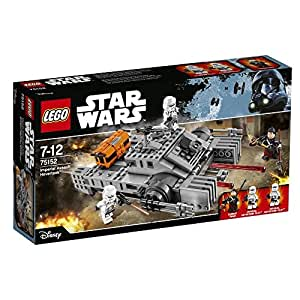 LEGO Star Wars 75152 - Set Costruzioni Imperial Assault Hovertank
