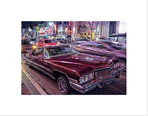 classic-car-street-vintage-cadillac-night-cityscape-hardrock-art-print-b12x8749
