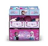 Spielzeugregal Frozen/Die Eiskönigin - Kinderzimmerregal für Mädchen