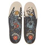 Footprint Orthotic Brandon Biebel Einlegesohle Größe US 13-13.5