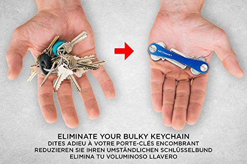 Credenza Con Chiavi : Keysmart extended organizzatore e portachiavi compatto 2 22