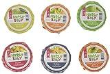 Natur Baby Varios Purés Infantiles de Frutas para Postre o Merienda - Paquete de 18 x 1 Pack