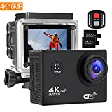 Best Action Cameras - BUIEJDOG Action Camera 4K 16MP Action Cam WiFi Review