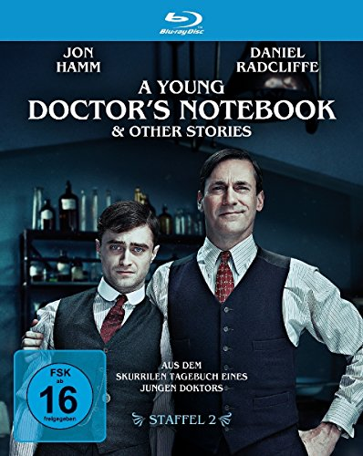 A Young Doctor's Notebook - Staffel 2 [Blu-ray] -
