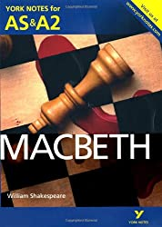 Macbeth (York Notes for AS & A2)
