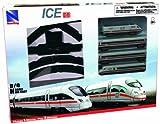 N-Zug Set ICE 3 Batteriebetrieben by NewRay