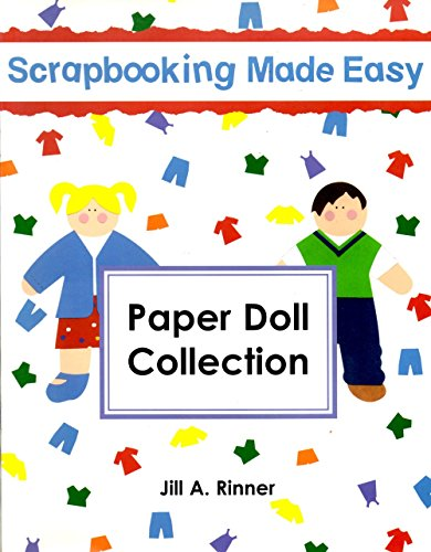 Scrapbooking Paper Doll Collection -