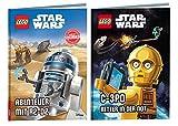 Lego Star Wars™: Abenteuer mit R2D2 + Lego Star Wars™ C-3PO, Retter in der Not SET